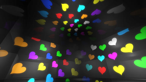 Disco Light RBr h2 HD Animation