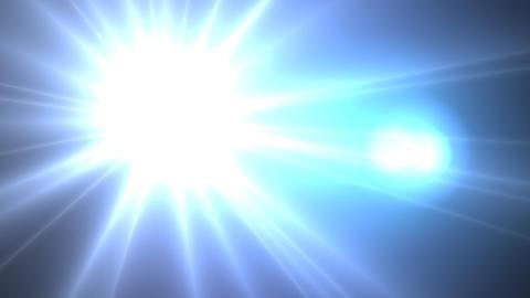 light expose center2 Stock Video Footage