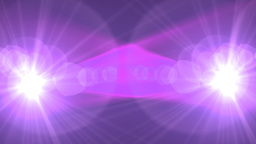 light twin up and down purple Stock Video Footage