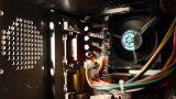 Desktop Computer Inside 13 wideangle Footage