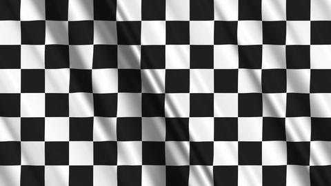 Finish Flag Loop 01 Animation