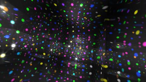Disco Light RCr c1 HD Stock Video Footage