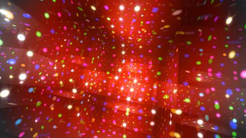 Disco Light RCr c3 HD Stock Video Footage