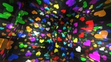 Disco Light RCr H1 HD stock footage