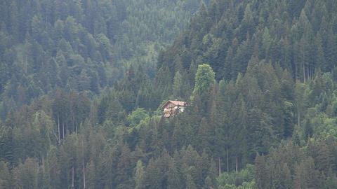 European Alps Tirol 03 Stock Video Footage