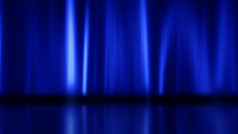 Stage Curtain 3 Aa2 HD Stock Video Footage