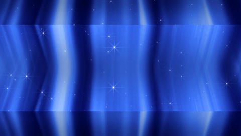 Stage Curtain 3 Ba7 HD Stock Video Footage