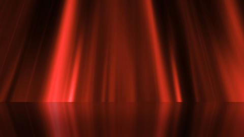 Stage Curtain 3 Bc2 HD Animation