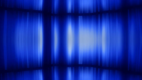 Stage Curtain 3 Ca5 HD Stock Video Footage