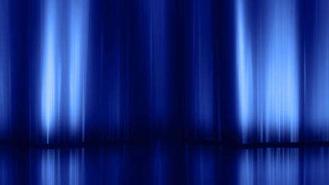 Stage Curtain 3 Da HD Animation