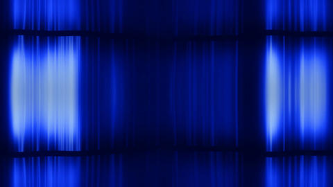 Stage Curtain 3 Da3 HD Stock Video Footage