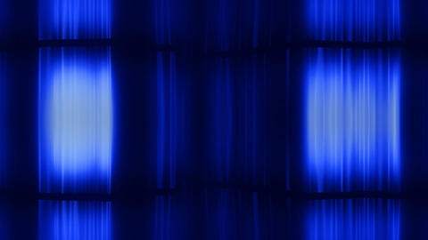 Stage Curtain 3 Da3 HD Animation
