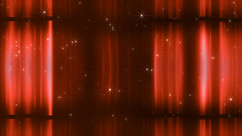 Stage Curtain 3 Dc3 HD Animation