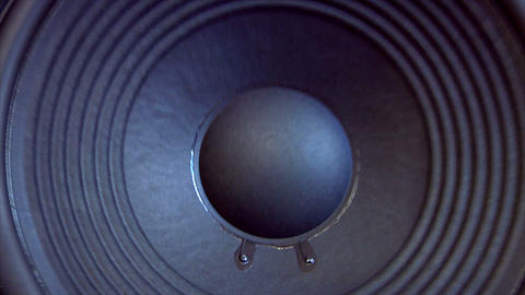 10620 speaker subwoofer dolly Stock Video Footage