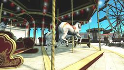 Amusement park Stock Video Footage