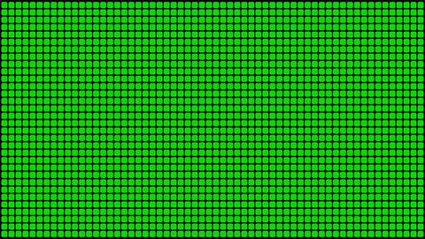Green Screen Design 22 flickering loop Stock Video Footage