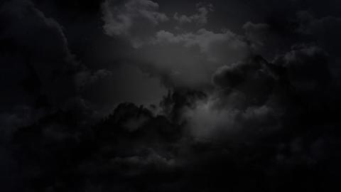 dark sky Animation