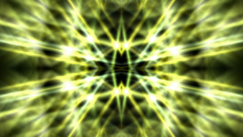 dazzling yellow light,ray laser,powerful electricity... Stock Video Footage
