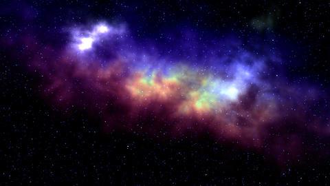 Nebula Stock Video Footage