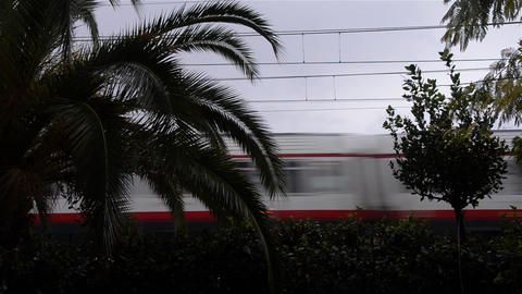 Train 50 Footage