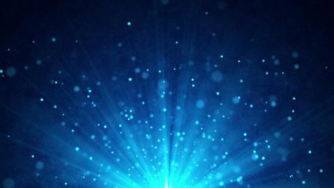 Defocused Particles Animation