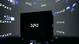 Cube 2012 Stock Video Footage