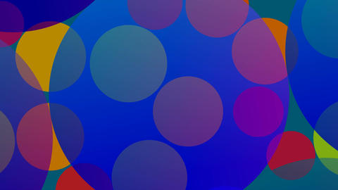 Color circles Animation