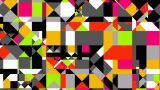 Flickering Abstraction stock footage