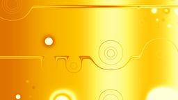 Yellow abstraction Stock Video Footage