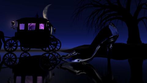 Cinderella shoes Animation