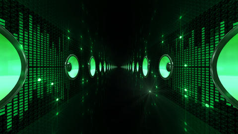 Disco Space 3 PAmC3B HD Stock Video Footage