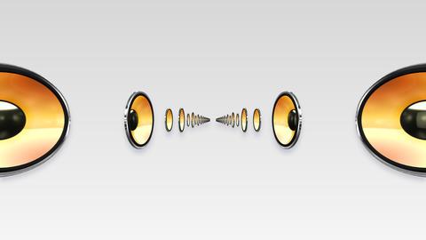 Disco Space 3 PAmWB HD Stock Video Footage