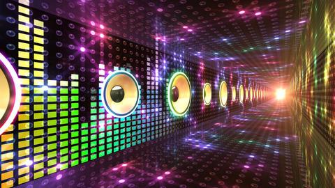 Disco Space 3 PBmD2B HD CG動画