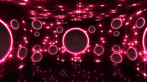 Disco Space 3 RArC2B HD Stock Video Footage