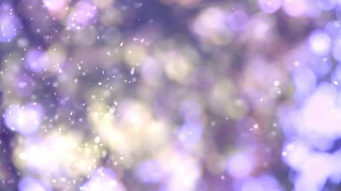 Purple dust Stock Video Footage