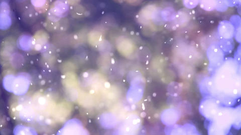 Purple dust Stock Video Footage