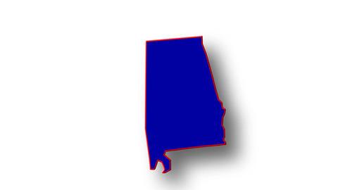 Alabama 02 Stock Video Footage