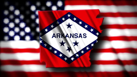 Arkansas 03 Stock Video Footage
