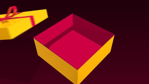 Present box Animation