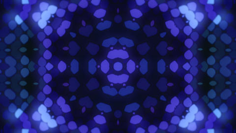 Shiny mosaic abstract background animation disappearing Animation