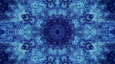 Grunge kaleidoscope animation background Stock Video Footage