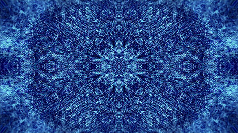 Grunge kaleidoscope animation background Animation
