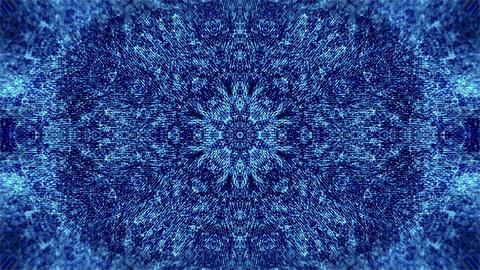 Grunge Kaleidoscope Animation Background stock footage