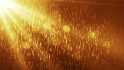 Summer rain [ HD 1080] Animation