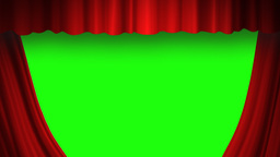 Curtain HD stock footage