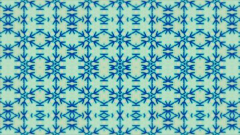 Abstract background animation mirroring pattern Animation