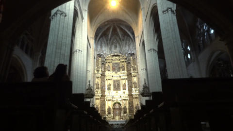 Old church 02 Footage