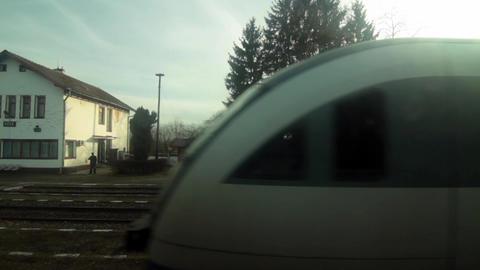 Train 74 Footage