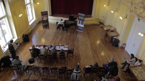 Pianist 10 Footage