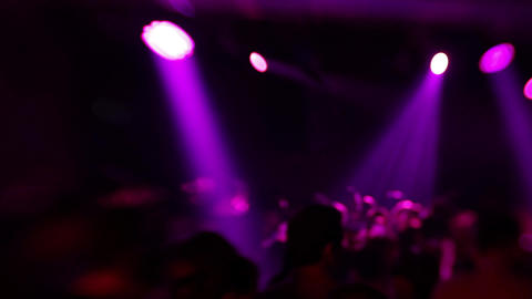 Disco lights 06 Live Action